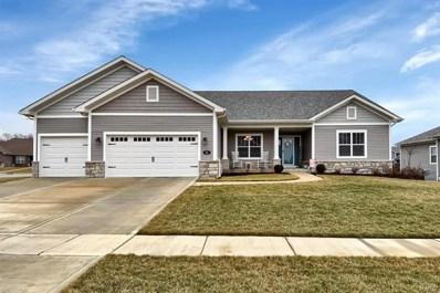 501 Lake Vista Way, O\'Fallon, IL 62269 - MLS#: 18014665