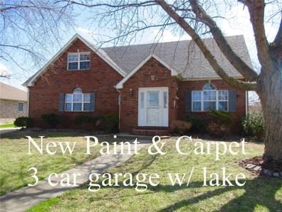 99 Cambridge Drive, Granite City, IL 62040 - MLS#: 18015027