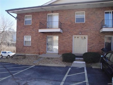 6978 Colonial Woods UNIT 51, St Louis, MO 63129 - MLS#: 18015083