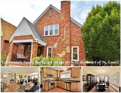 7346 Ahern Avenue, St Louis, MO 63130 - MLS#: 18015092
