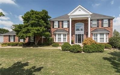 14943 Straub Hill Lane, Chesterfield, MO 63017 - MLS#: 18015181