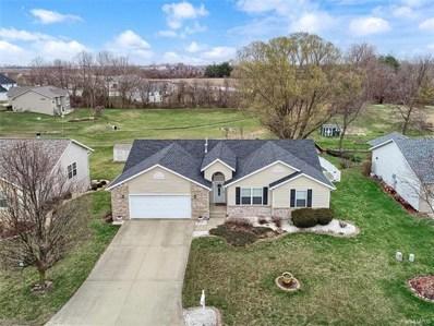 809 Copper Ridge, Maryville, IL 62062 - MLS#: 18015212