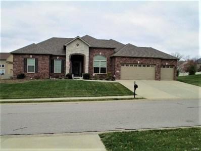 3213 Roan Hill Drive, Belleville, IL 62221 - MLS#: 18015265