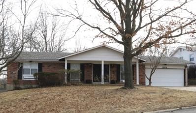 1250 Hyannis Drive, St Louis, MO 63146 - MLS#: 18015268