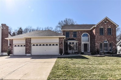 256 Turnberry Place Drive, Wildwood, MO 63011 - MLS#: 18015368