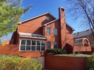 4525 Laclede Avenue UNIT 10, St Louis, MO 63108 - MLS#: 18015570