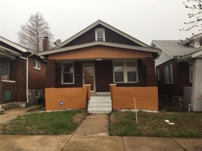 4031 Tholozan Avenue, St Louis, MO 63116 - MLS#: 18015574