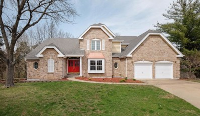 402 Bluff Meadow Ct, Ellisville, MO 63021 - MLS#: 18015598