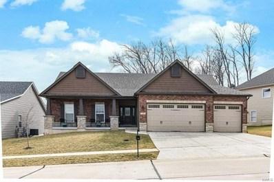 1206 Spring Lilly Drive, High Ridge, MO 63049 - MLS#: 18015619