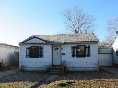 2712 Lincoln Avenue, Granite City, IL 62040 - MLS#: 18015661