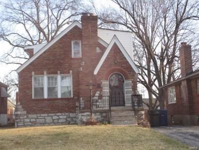 1637 Veronica Avenue, St Louis, MO 63147 - MLS#: 18015688