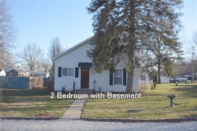 406 W Osie, Gillespie, IL 62033 - MLS#: 18015776