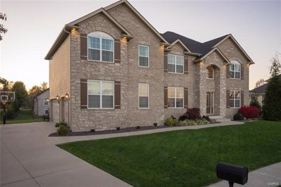 3413 Amber Meadows Court, Swansea, IL 62226 - MLS#: 18016020