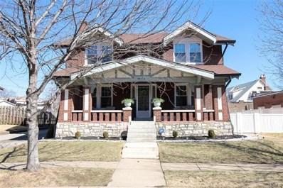 5009 Rosa Avenue, St Louis, MO 63109 - MLS#: 18016099