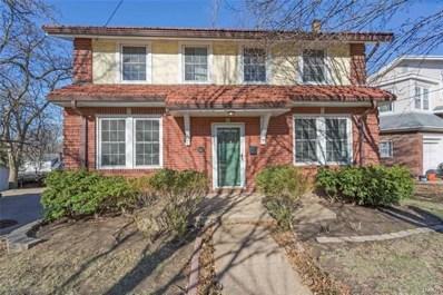 1411 Bellevue Avenue, St Louis, MO 63117 - MLS#: 18016345