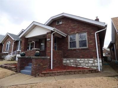 5458 Pernod Avenue, St Louis, MO 63139 - MLS#: 18016363