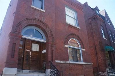 2600 S Compton Avenue, St Louis, MO 63118 - MLS#: 18016449
