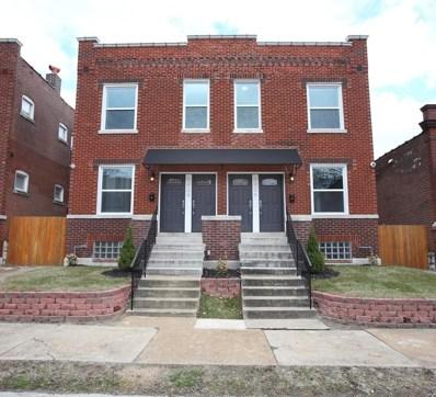 3426 Virginia Avenue, St Louis, MO 63118 - MLS#: 18016478