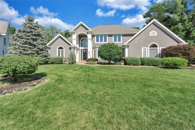 17502 Galmiche Court, Chesterfield, MO 63005 - MLS#: 18016542
