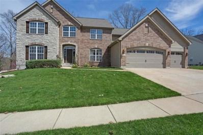 714 Hesemann Ridge Court, Wildwood, MO 63021 - MLS#: 18016571