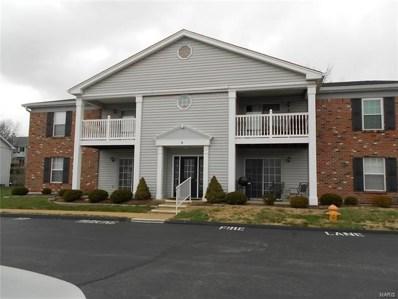9 Berview Circle UNIT E, St Louis, MO 63129 - MLS#: 18016635