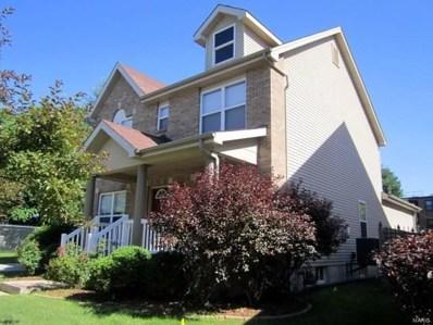 5618 Clemens Avenue, St Louis, MO 63112 - MLS#: 18016700