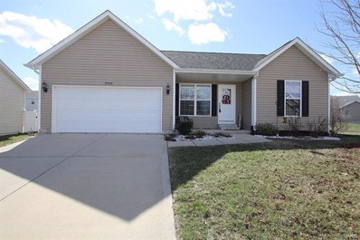 9906 Citation Court, Mascoutah, IL 62258 - MLS#: 18016778
