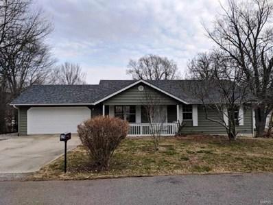 15 White Lily Drive, Collinsville, IL 62234 - MLS#: 18016824