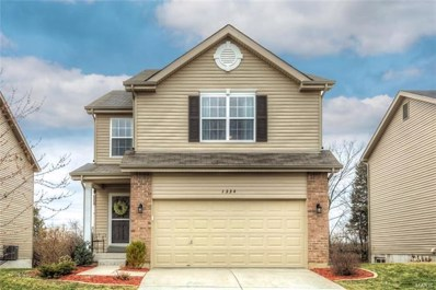 1334 Commons Circle, Cottleville, MO 63304 - MLS#: 18016890