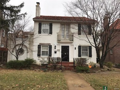 7558 Cornell Avenue, St Louis, MO 63130 - MLS#: 18016893