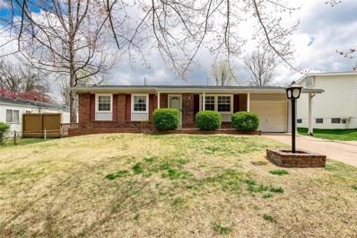1558 Glenmeade Drive, Maryland Heights, MO 63043 - MLS#: 18016992