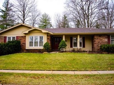 12976 Lampadaire Drive, St Louis, MO 63141 - MLS#: 18017003