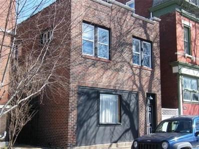 2009 Lynch Street, St Louis, MO 63118 - MLS#: 18017016