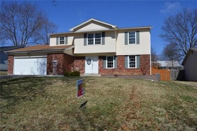 1515 W Field Avenue, Ellisville, MO 63011 - MLS#: 18017051