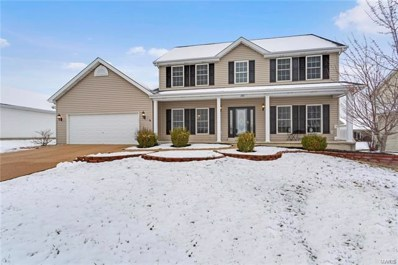1921 Brothers Court, St Peters, MO 63376 - MLS#: 18017085