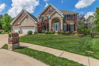 1028 Castleview Court, St Charles, MO 63304 - MLS#: 18017086