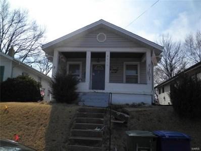 6710 Mitchell Avenue, St Louis, MO 63139 - MLS#: 18017142