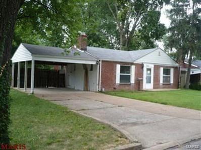 1124 Mona Drive, University City, MO 63130 - MLS#: 18017171