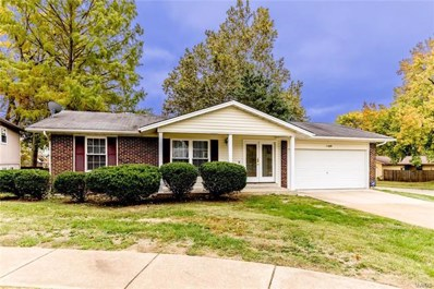 11690 Forestel Court, Maryland Heights, MO 63043 - MLS#: 18017201
