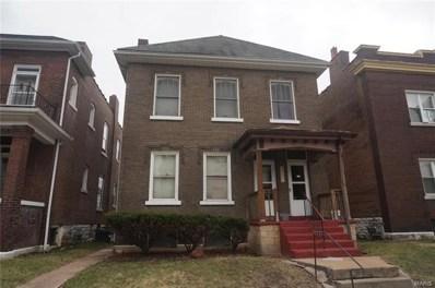4134 Farlin Avenue, St Louis, MO 63115 - MLS#: 18017246