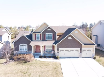 306 Parkview Manor Lane, Wentzville, MO 63385 - MLS#: 18017260