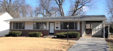 1320 Burning Tree Drive, Florissant, MO 63033 - MLS#: 18017505