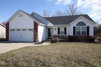 917 Woodland Drive, Maryville, IL 62062 - MLS#: 18017633