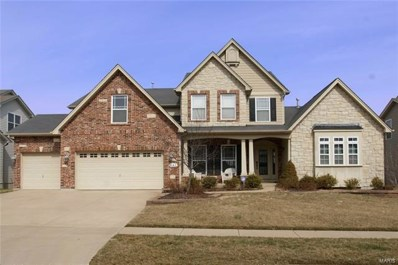 447 Parkview Manor Lane, Wentzville, MO 63385 - MLS#: 18017843