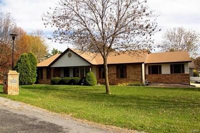 708 Riviera Drive, Edwardsville, IL 62025 - #: 18017856