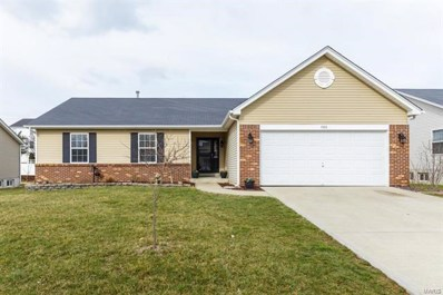 405 Crystal Trail Drive, Wentzville, MO 63385 - MLS#: 18018049