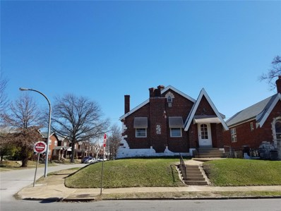 4182 N Euclid Avenue, St Louis, MO 63115 - MLS#: 18018070