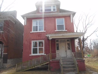 3820 Maffitt Avenue, St Louis, MO 63113 - MLS#: 18018091