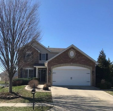 1145 Gulfstream Way, Mascoutah, IL 62258 - MLS#: 18018144