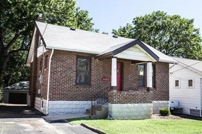 321 Eldridge Avenue, St Louis, MO 63119 - MLS#: 18018168